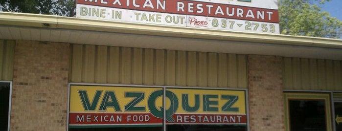 Vazquez Restaurant is one of Austin favorites!.