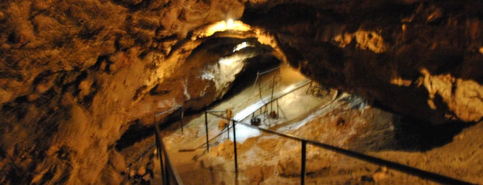 Красная пещера is one of Crimea.