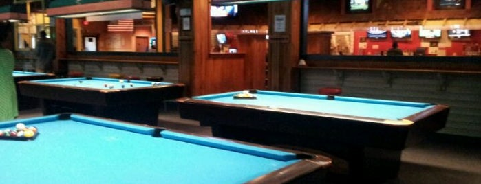 The Bungalow Sports Grill is one of Food & Fun.