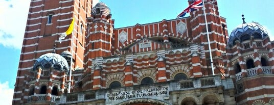 Westminster Cathedral is one of Must Visit London.