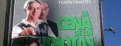 Teatro Rialto is one of Madrid.