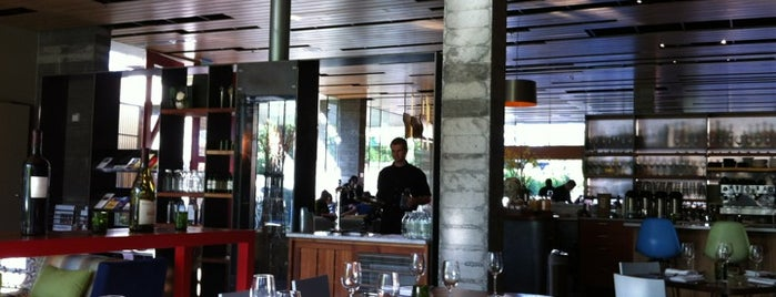 Spoonbar is one of Top 100 Bay Area Bars (According to the SF Chron).