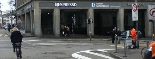 Nespresso Boutique is one of Lugares favoritos de Valentin.