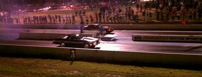 Fayetteville Motor Speedway is one of Bucket List for Gearheads.