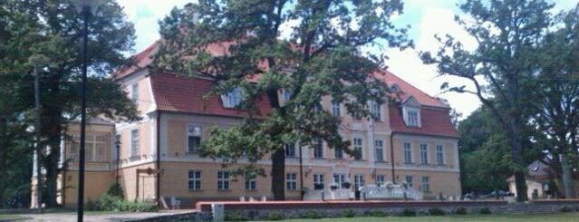 Mālpils muiža is one of AtputasBazes.lv.