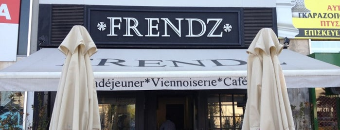 Frendz is one of Athens.