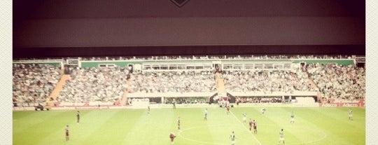 Weserstadion is one of Best Stadiums.