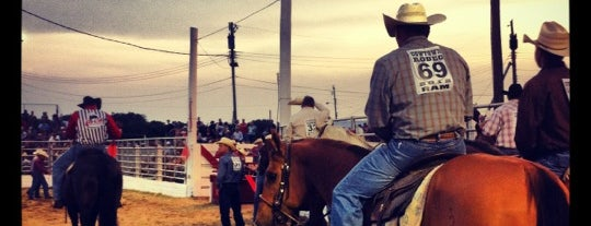 Cowtown Rodeo is one of Places I gotta go to (wish list).