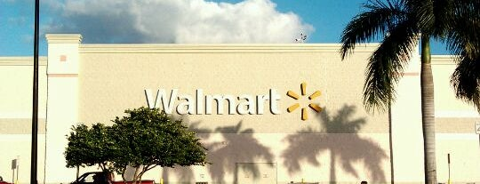 Walmart Supercenter is one of The best after-work drink spots in Weston, Florida.