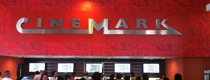 Cinemark is one of Cine Paradiso.