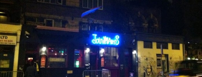 Joiners Arms is one of Lugares favoritos de Tiago.