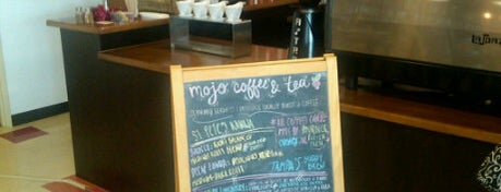 Mojo Coffee Bar is one of Independent Cafes and Coffee Shops in Tampa Bay.