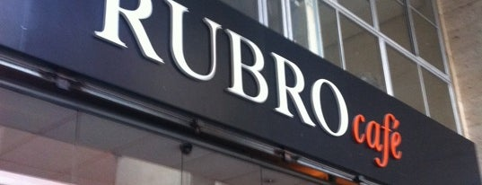 Rubro Café is one of Lugares favoritos de Joao.