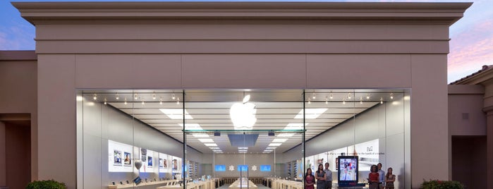 Apple Fashion Island is one of CA.