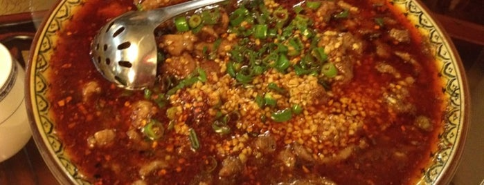 Red Chilli Sichuan Restaurant 水井坊四川酒楼 is one of Restaurant to try.