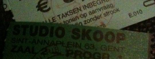 Studio Skoop is one of Zondag in Gent.