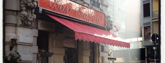 Bar Basso is one of Milano.