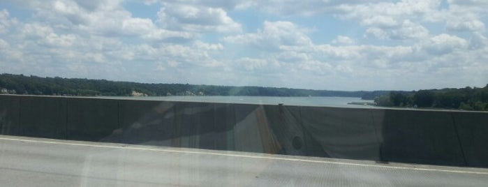 Irondequoit Bay Bridge is one of Cool places in NY (upstate).