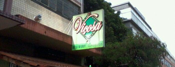 Pastelaria Viçosa is one of Tatiさんの保存済みスポット.