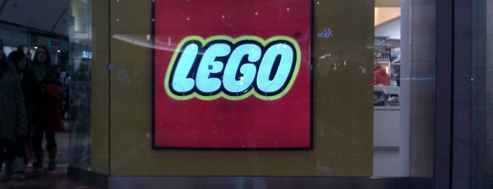 The LEGO Store is one of Paramus area.