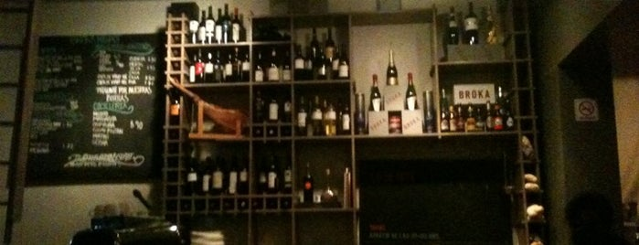 La Broka is one of Restaurantes Roma-Condesa.