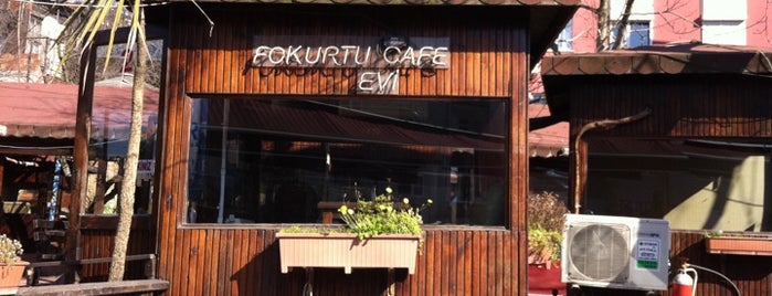 Fokurtu Nargile Cafe is one of Nargile Mekanları.