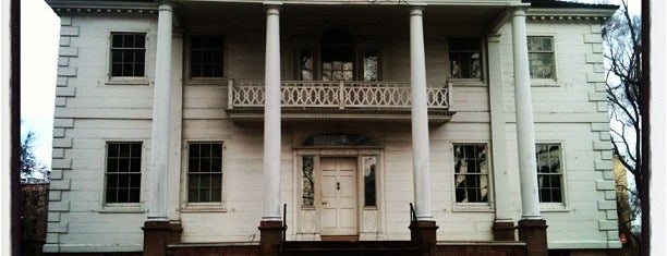 Morris Jumel Mansion is one of Revolutionary War Trip.