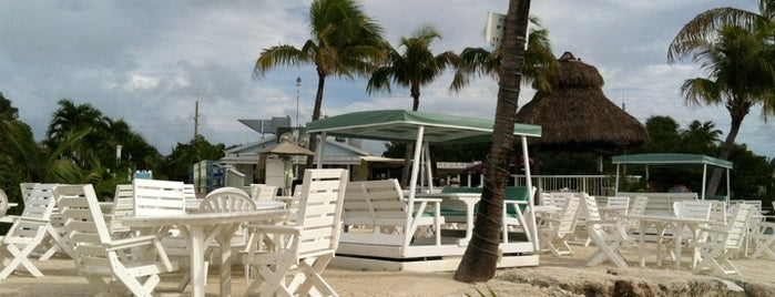 Lorelei Restaurant & Cabana Bar is one of Keys Dining, Desserting and Fun.