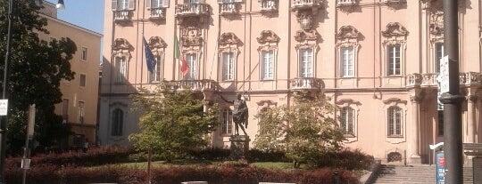 Municipio di Pavia is one of Pavia: luoghi utili.