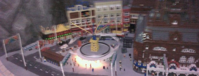 Legoland Discovery Centre is one of Манчестер.