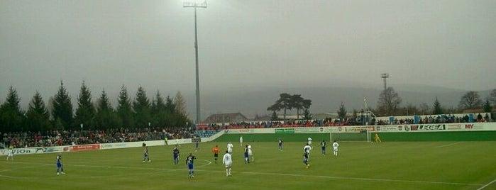 Štadión FC ViOn is one of Prvoligové futbalové štadióny.