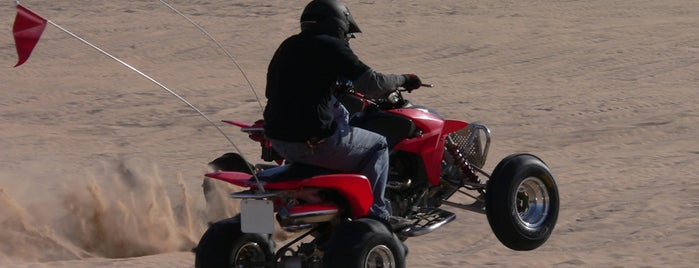 Las Vegas ATV Tours is one of 101 places to see in Las Vegas before your die.