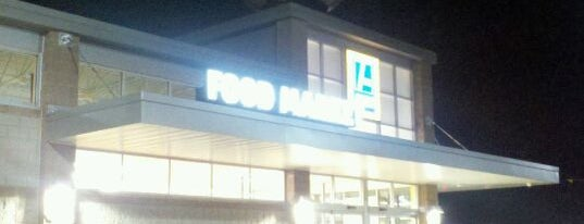 ALDI is one of Charise was here.