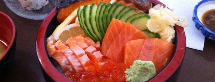 Itto Sushi is one of Chitown.