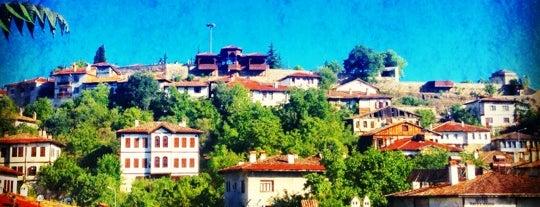 Safranbolu Eski Çarşı is one of * ECOTOURISM GUIDE *.