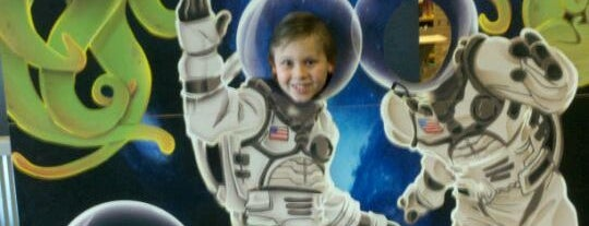 Science Museum Oklahoma is one of Kid Tested, Parent Approved.