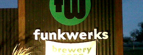 Funkwerks is one of Best Breweries in the World.