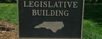 North Carolina State Legislative Building is one of If RDU was an ice cream.. this would be its flavor.