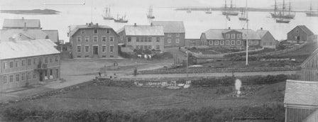 Iceland around 1900. Sigfús Eymundsson´s photos.
