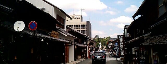 犬山城下町 is one of 愛知に旅行したらココに行く!.