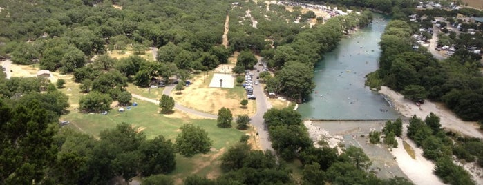 Garner State Park is one of Texas Hillcountry.