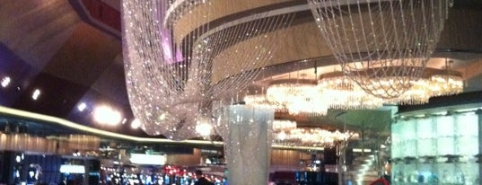 The Cosmopolitan of Las Vegas is one of Big Country's Favorite Hotels.