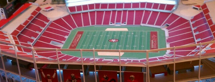 Levi's Stadium is one of The Most Popular Football Stadiums in the US.