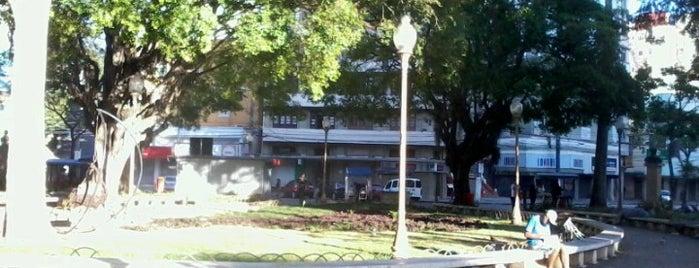 Praça Costa Pereira is one of Orte, die Esteban gefallen.