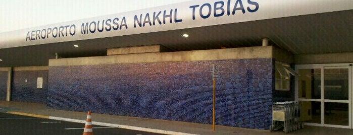 Aeroporto de Bauru - Arealva / Moussa Nakhl Tobias (JTC) is one of Orte, die Evandro gefallen.