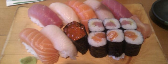 Kojiro - Sushi Bar is one of Wien.