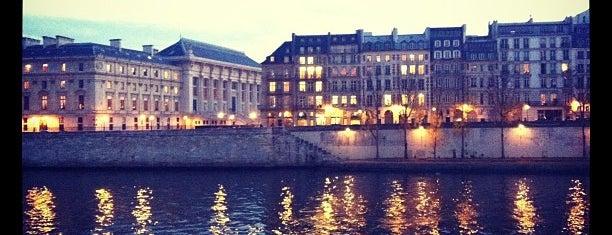 Pont Neuf is one of Kristen's Paris.