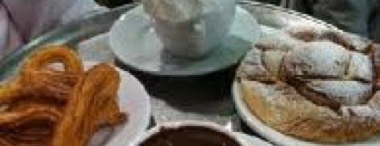 Chocolate, café, té en Barcelona