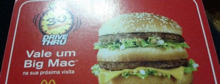 McDonald's is one of Gordice.