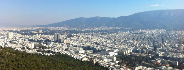 Lycabettus Hill is one of Check-ins to do again before dying.